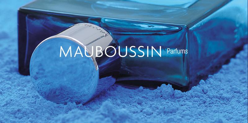 Découvrez les parfums Mauboussin